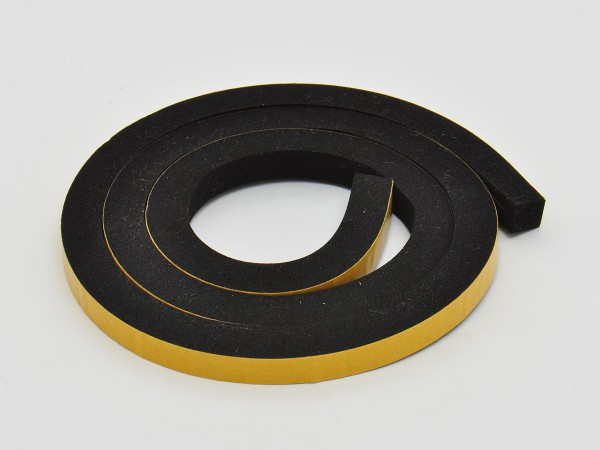 göldo Foam Rubber for Pickups / Self-Adhesive / Black