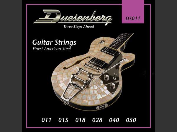 Duesenberg Gitarren Saiten / 011