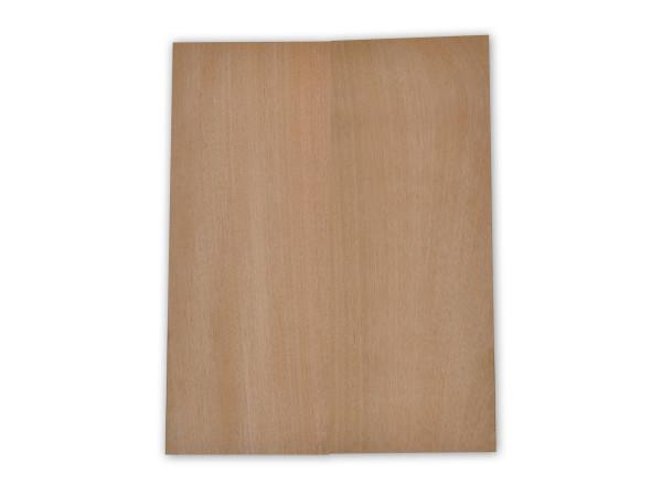 göldo Body Blank / Mahogany / Unfinished