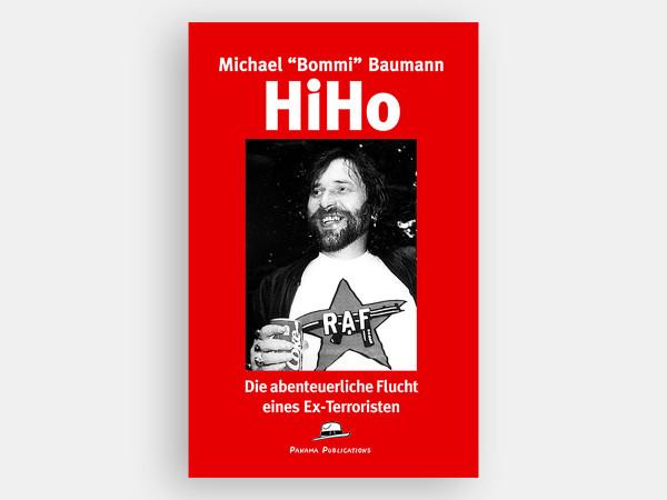 Buch: Bommi Baumann - HiHo