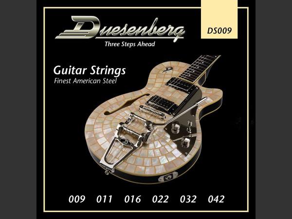 Duesenberg Gitarren Saiten / 009
