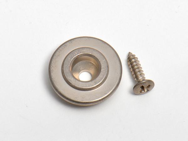 Gotoh Relic F-Type Saitenniederhalter / Bass / Aged Nickel