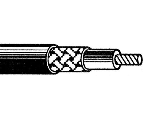göldo Cable / 1-core / shielded