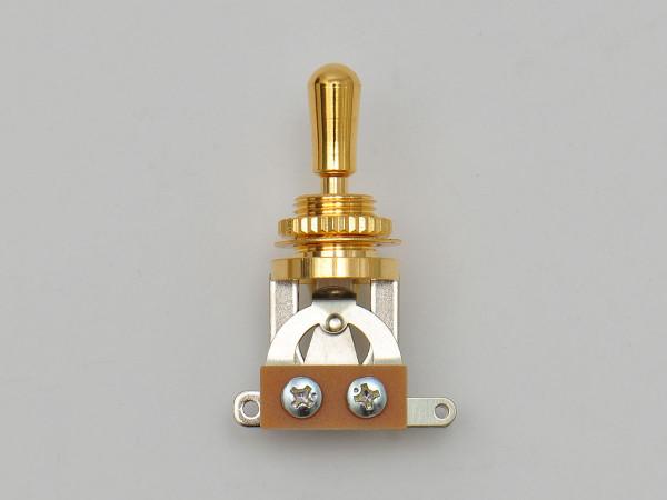 göldo Toggle Schalter / Gold