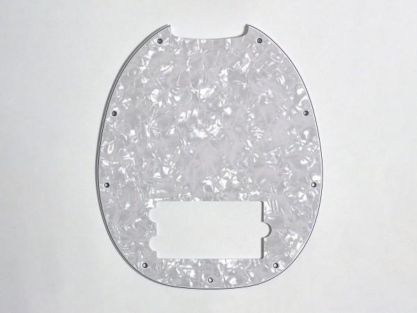 "göldo ""Vintage"" MM-Shape Pickguard / 4-Saiter"