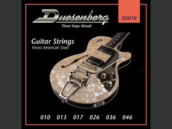 Duesenberg Guitar Strings / 010