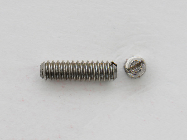 göldo Grub Screws / US thread / 11mm