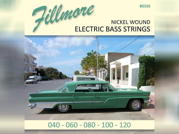 Fillmore Bass-Saiten / 5-String / Light