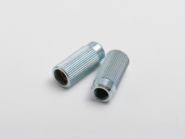 Einschlaghülsen für Stop Tailpiece / M8