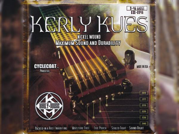 Kerly Kues Electric Guitar Strings