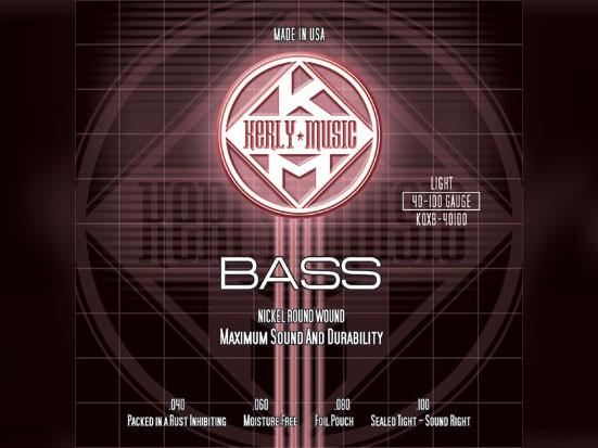Kerly Bass Strings
