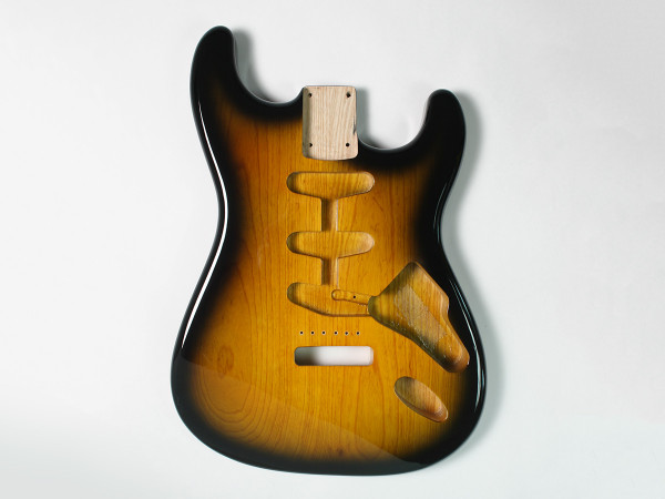 göldo ST-Shape Body / SSS / Swamp Ash / Finished