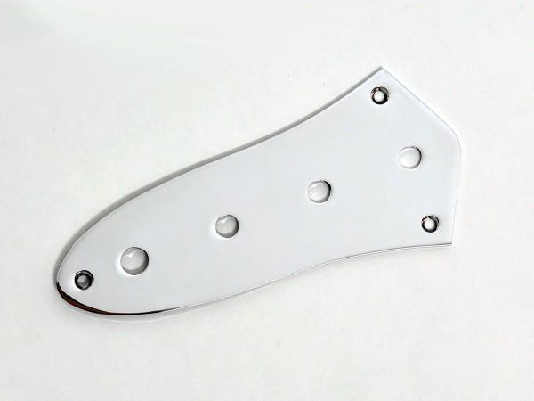 göldo J-Bass-Type Kontrollplatte