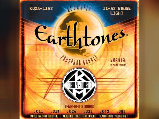 "Kerly ""Earthtone"" Acoustic Strings"