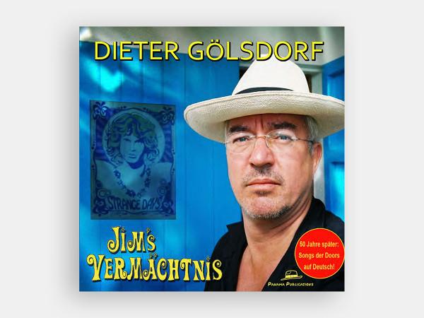 CD: Dieter Gölsdorf - Jim's Vermächtnis