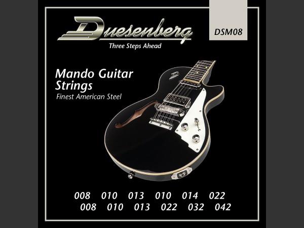 Duesenberg Mando 12-String Saiten / 008