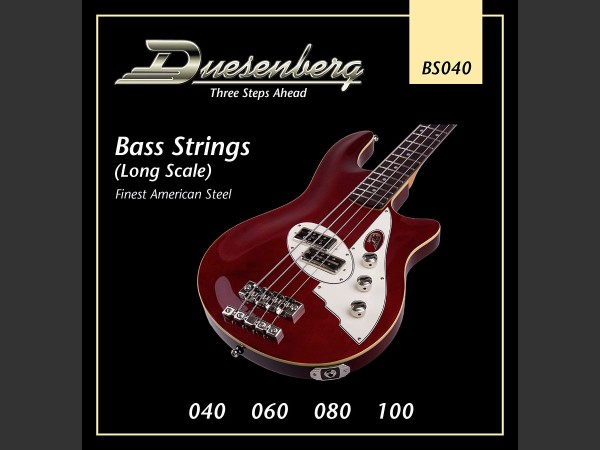 Duesenberg Bass Strings / 4-String / Light