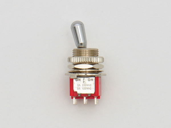 """göldo """"Mini"""" Toggle Schalter / 2x on/off/on"""