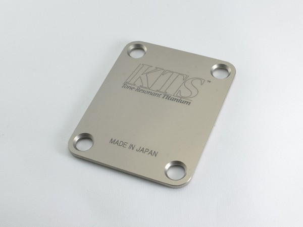 KTS Titanium Neck Plate