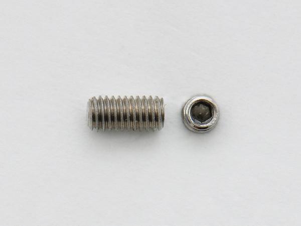 göldo M3 Madenschrauben / 6mm