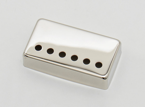 göldo Humbucker Cover in German Silver / 52.8mm Stringspacing