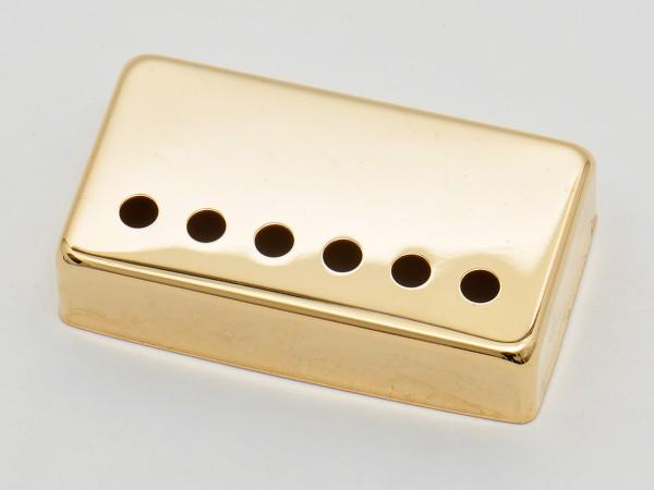 göldo Humbucker Cover in German Silver / 52.8mm Stringspacing