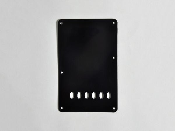 göldo ST-Type Abdeckplatte für Tremolo-Fach / 1-Lagig