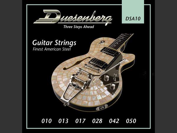 Duesenberg Gitarren Saiten / 010-050