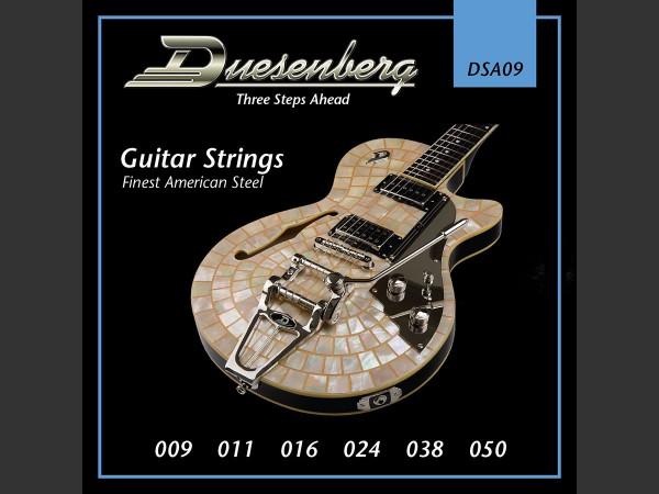 Duesenberg Gitarren Saiten / 009-050