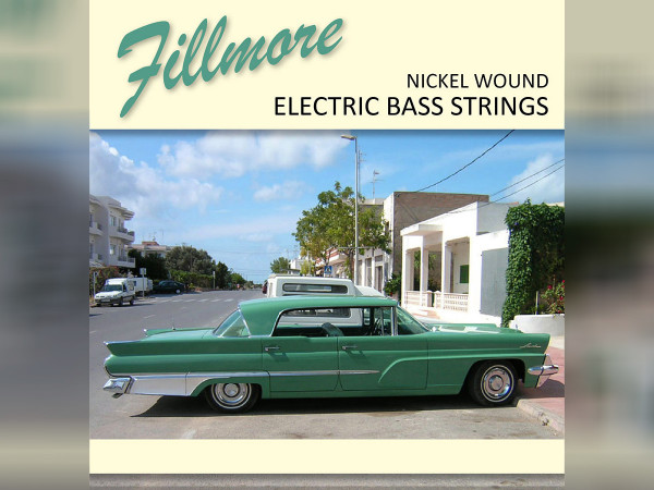 Fillmore H Basssaite / Nickel